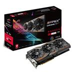 Asus AMD Radeon RX480 ROG STRIX OC GAMING 8GB GDDR5 Graphics Card