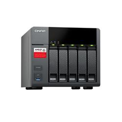 QNAP TS-563-8G/40TB-RED 5 Bay NAS