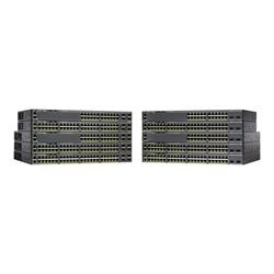 Cisco Catalyst 2960X-48FPD-L Switch Managed 48 x 10/100/1000