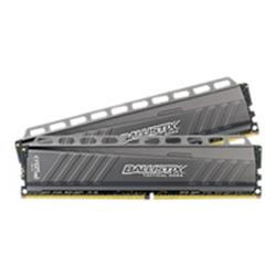 Ballistix Tactical 8GB (4GBx2) DDR4 3000 MT/s (PC4-24000) CL15 SR x8 Unbuffered DIMM 288pin