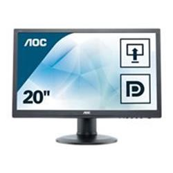 "AOC Pro-line M2060PWQ 19.5"" 1920 x 1080 5ms VGA, DisplayPort LED Monitor"