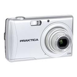 Praktica Luxmedia Z250 Silver Camera Kit inc 16GB SDHC and Case