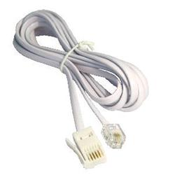 Cables Direct 10m BT M - RJ11 M Straight Through Cable