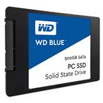 "WD 500GB Blue SSD 2.5"" 7mm SATA 6Gb/s"