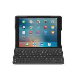 "Logitech CREATE 9.7"" Backlit Keyboard Case with Smart Connector Tech"