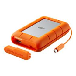 LaCie Rugged 4 TB -USB 3.0 Thunderbolt