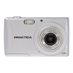 Praktica Luxmedia Z250 Camera Silver 20MP 5xZoom 64MB Internal Memory