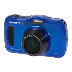Image of Praktica Luxmedia WP240 Blue 20MP 4xZoom Waterproof Camera