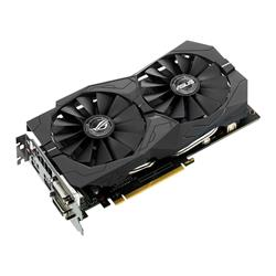 Asus GeForce GTX 1050 Ti STRIX OC 4GB GDDR5 PCIe3.0 Graphics Card
