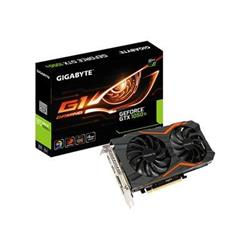 Gigabyte GeForce GTX 1050 Ti G1 GAMING 4GB GDDR5 PCIe3.0 Graphics