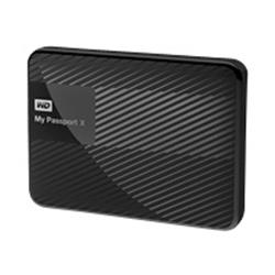 WD My Passport X 3TB Black
