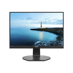 "Philips 240B7QPTEB/00 24""1920x1200 VGA HDMI DP USB Monitor"