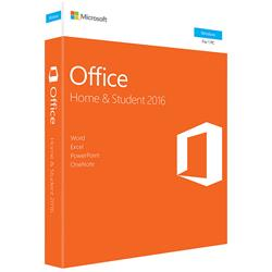 Microsoft Office Home & Student 2016 for Windows - 1 PC - Medialess (One Time Purchase)
