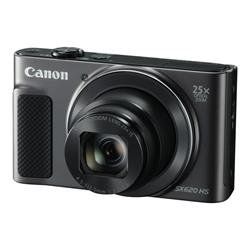 Canon PowerShot SX620 HS Digital Camera – Black