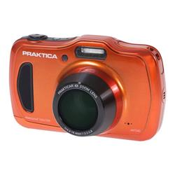 Praktica Luxmedia WP240 Waterproof Camera - Orange