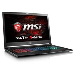 "MSI GS73VR 7RF i7-7700HQ 2TB 128GB SSD GTX 1060 17.3"" Windows 10"