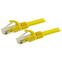 StarTech.com 5m Yellow Cat6 Patch Cable