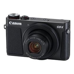 Canon PowerShot G9X Mark II Camera Black 20.1MP HD