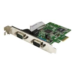 StarTech.com 2-Port PCI Express Serial Card