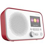 Pure Elan E3 Red portable DAB digital and FM radio