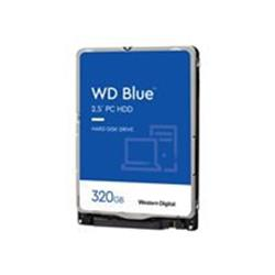 "WD Blue 320GB 16MB 2.5"" SATA 6Gb/SEC Internal Hard Drive"