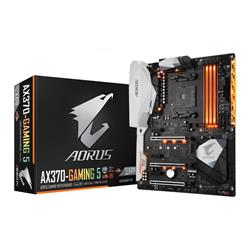 Gigabyte GA-AX370-Gaming 5 AMD X370 AM4 DDR4 U.2 M.2 USB3.1 ATX