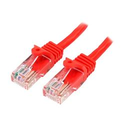 StarTech.com 0.5m Red Cat5e Patch Cable