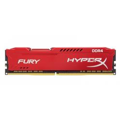 HyperX FURY Red 8GB DDR4 2400MHz CL15 DIMM Memory
