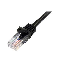 StarTech.com 10m Black Cat5e Patch Cable