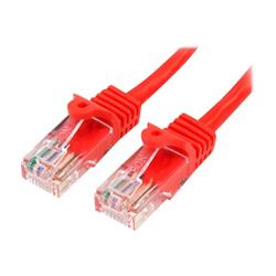 StarTech.com 10m Red Cat5e Patch Cable