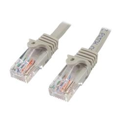 StarTech.com 10m Gray Cat5e Patch Cable