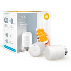 tado Smart Radiator Thermostat Starter Kit - Vertical Kit