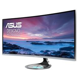 "Asus MX34VQ 34"" Curved 3440 x 1440 4ms HDMI Monitor"