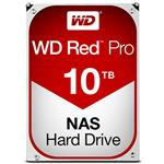 "WD 10TB Red Pro 3.5"" SATA 6Gb/s 7200RPM 128MB NAS Hard Drive"