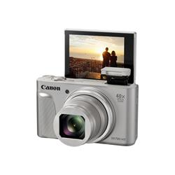 Canon PowerShot SX730 HS Camera Silver 20.3MP 40x Zoom FHD WiFi