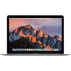"Apple MacBook 12"" 1.2GHz dual-core Intel Core m3 256GB - Space Grey"