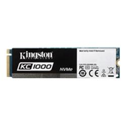 Kingston 960GB KC1000 NVMe M.2 2280 PCIe SSD