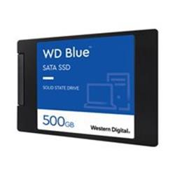 "WD 500GB Blue 3D NAND SATA 6GB/s 2.5"" SSD"