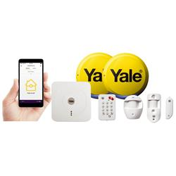 Yale Smart Home Alarm and View Kit