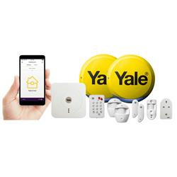 Yale Smart Home Alarm, View and Control Kit
