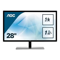 "AOC Featured U2879VF 28"" LED Monitor"