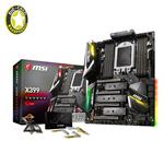 MSI X399 GAMING PRO CARBON AC AMD X399 SocketTR4 DDR4 ATX