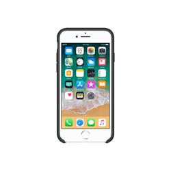 Buy Brand New Apple iPhone 8 / 7 Silicone Case - Black