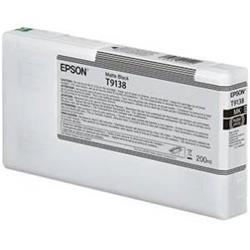 Epson T9138 200ml Matte Black Original Ink Cartridge