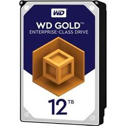"WD 12TB Gold Enterprise Class 3.5"" SATA 6Gb/s 7200RPM 256MB"