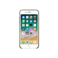 Apple iPhone 8 Plus / 7 Plus Leather Case - Taupe cheapest retail price
