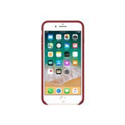 Apple iPhone 8 Plus / 7 Plus Leather Case - (PRODUCT)RED cheapest retail price