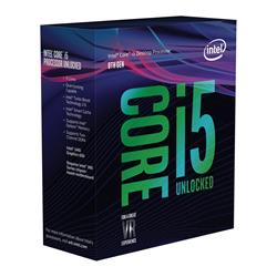 Intel Core i5-8600K 8th Gen S1151 3.60GHz 9MB Cache Coffee Lake