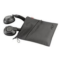 Plantronics Voyager 8200UC B8200 Wireless Stereo Headset - Black