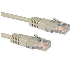 Cables Direct 6M CAT 5E UTP Cable Yellow